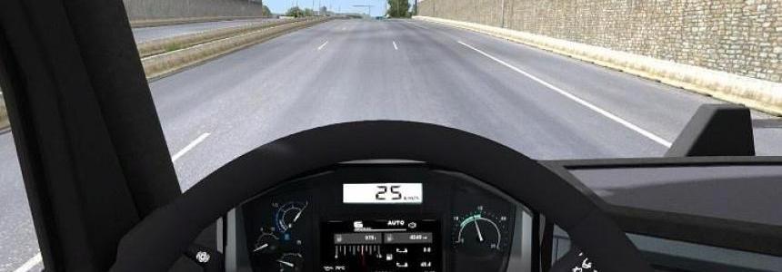 Polatli Renault Range T Dashboard v1.0