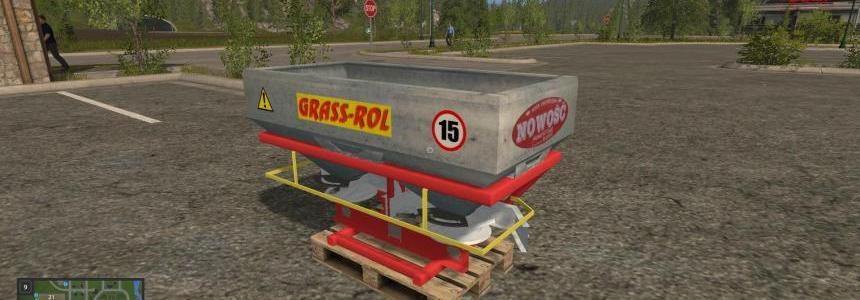 Rozsiewacz Grass Rol v1.0