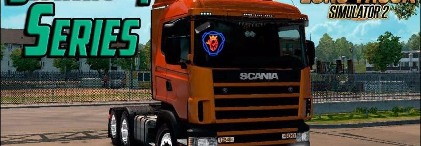 Scania 4 Series V8 Sound reworked v1.1