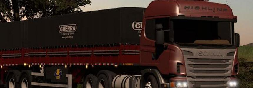SCANIA HIGHLINE FS17 v1.0