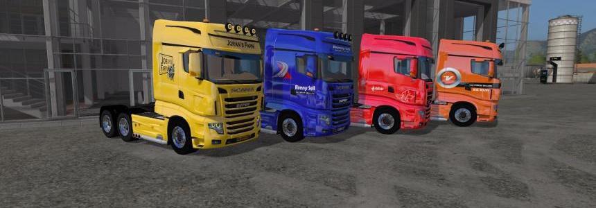 Scania Pack v1.0