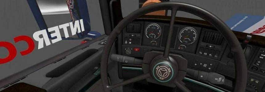 Scania RJL Special Interior dark brown 1.30.x