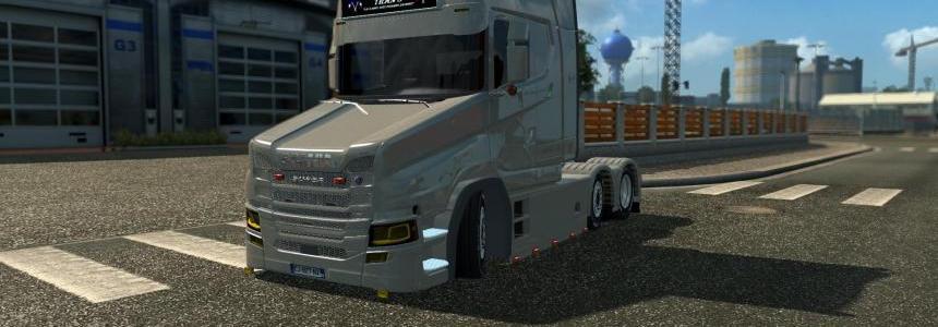Scania S Torpedo V8 1.30