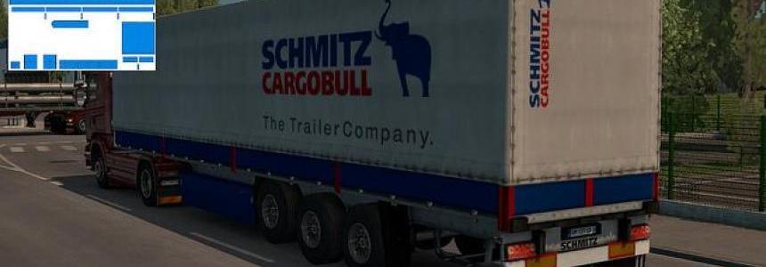 Schmitz trailer reworked 1.30