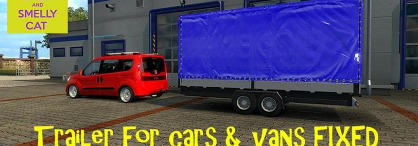 TRAILER FOR CARS & VANS 1.28 - 1.30.x