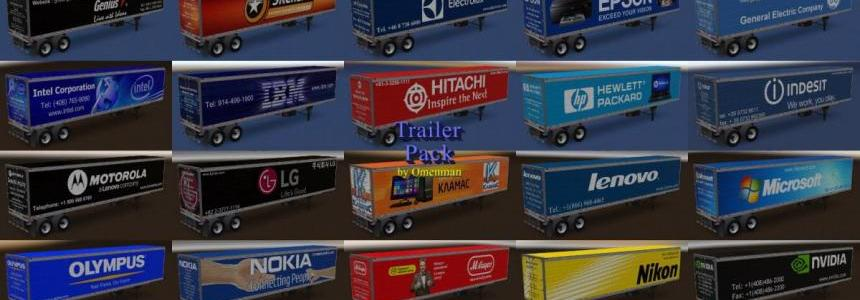 Trailer Pack Electronics v3.0