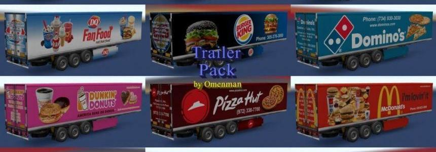 Trailer Pack Foods v2.0