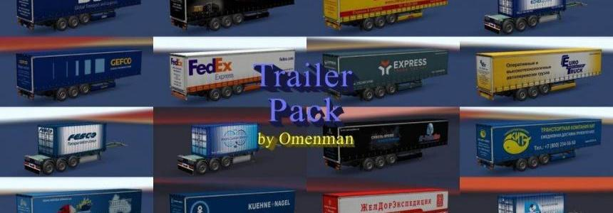 Trailer Pack Logistic v4.0