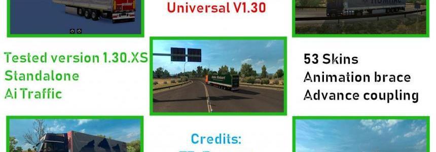 Trailer Pack Schmitz Universal V1.30 (53 Skins) 1.30.Xs