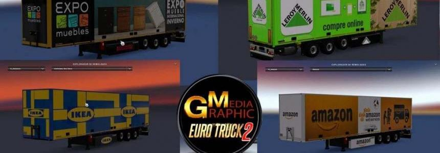 Trailers TZ Schmitz S.KO international MG MEDIA GRAPHICS BCN v1.0