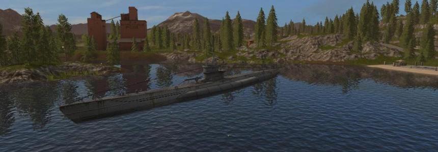 U-Boot Submarine v1.0.0.0