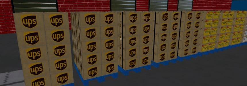 UPS Pallet v1.0