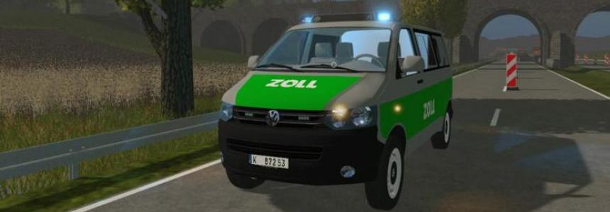 Volkswagen T5 Zoll v1.0