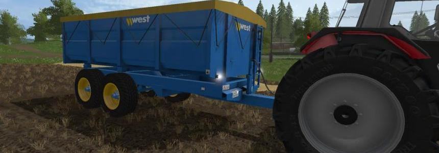 West 10t Grain Trailer v1.1.1.0