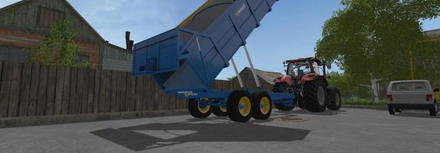 West 12t Grain Trailer v1.1.1.0
