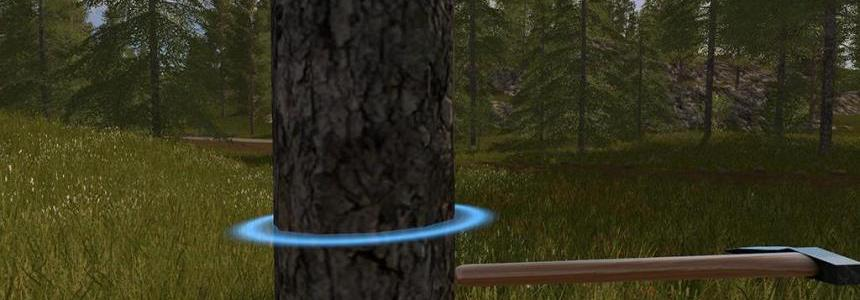 Wooden Chop Axe v1.0.0.0