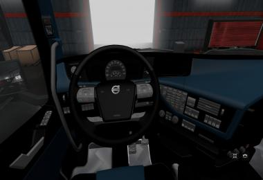 Interior for Volvo FH 2 v1.0