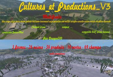 Cultures et Production v3.01