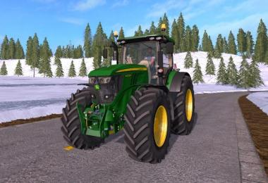 John Deere 6230R/6250R Pack DH Final Version