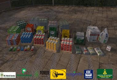 BD Pallet and Bags v1.1.0.0