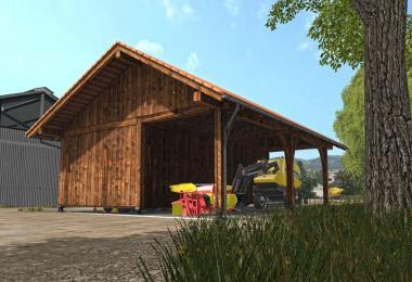 Wood Barn v1.0.0.0