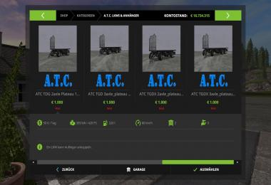 ATC Vehicle Pack v2.3.0.6