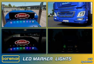 [ATS] BOREMAN LED MARKER LIGHTS v1.12 [1.30.X]