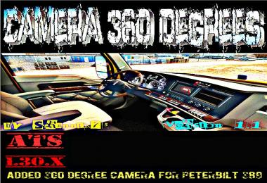 ATS Camera 360 Degrees v1.1