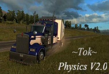 [ATS] Improved Truck Physics  v2.0 by ~Tok~