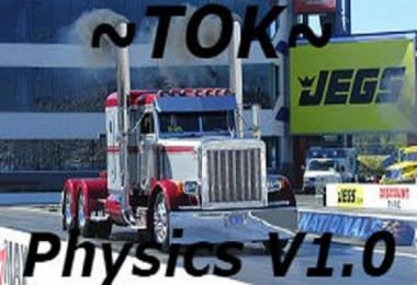 [ATS v1.30] Physics of the Truck v1.0 from ~Tok~