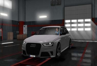 Audi A4 Avant 2010 1.30