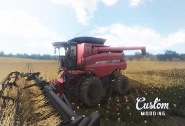 Case IH SERIES 230 AXIAL FLOW BRAZILIAN v1.0
