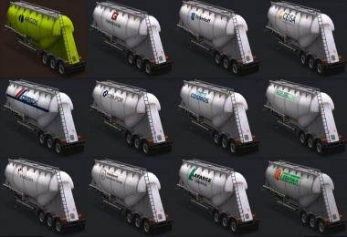 Cement Tanks 1.30.x