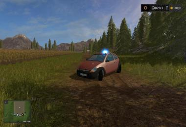 Civil Police Ford Ka v1.0