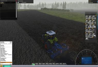 Claas Arion 530 with twins v0.9