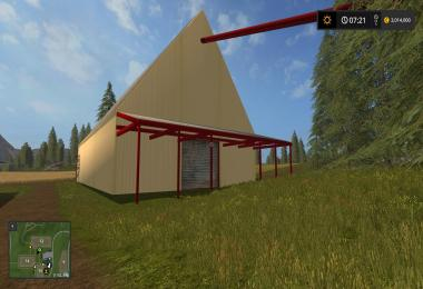 Cotton Gin placeable buildings v1.0