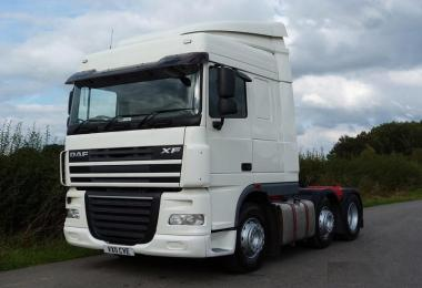 DAF XF Open Pipe Sound v6.0