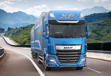 DAF XF Open Pipe Sound v6.0 [1.30.x]