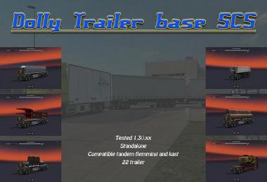 Dolly Trailer base v1.0