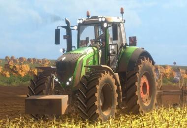 Fendt 900 S4 Profi Plus v1.0