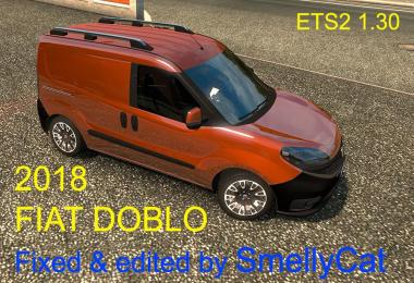FIAT DOBLO 2018 FIXED & EDITED 1.30.x