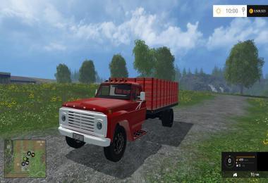 Ford F600 Grain Truck v2.0