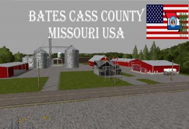 FS17 Bates Cass County USA Revised v5.0