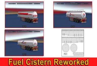 Fuel cistern reworked 1.30