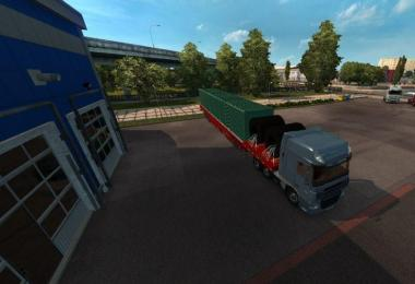 Heavy Cargo Trailer (Multiplayer & Singleplayer) v1.0