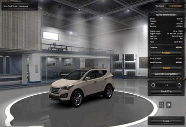 Hyundai Santa Fe 1.30