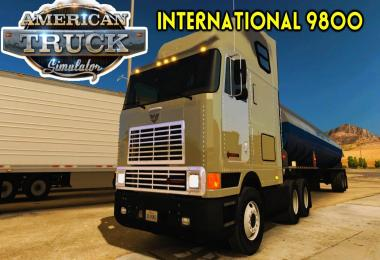 INTERNATIONAL 9800 v2.0 + Templates 1.30.x