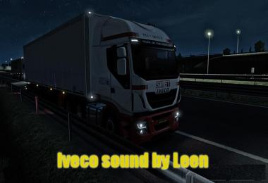 Iveco Realistic Sound v1.0