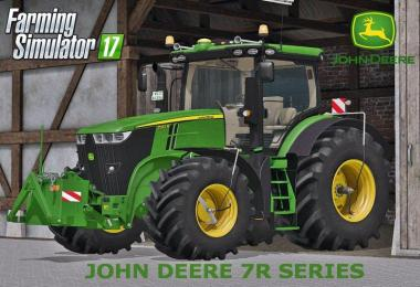John Deere 7R Series Full Pack v1.0