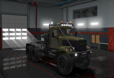Kraz 255 (update from 12/03/18) 1.30.x